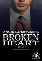 Vente EBooks : Broken Heart  - Angie L. Deryckère