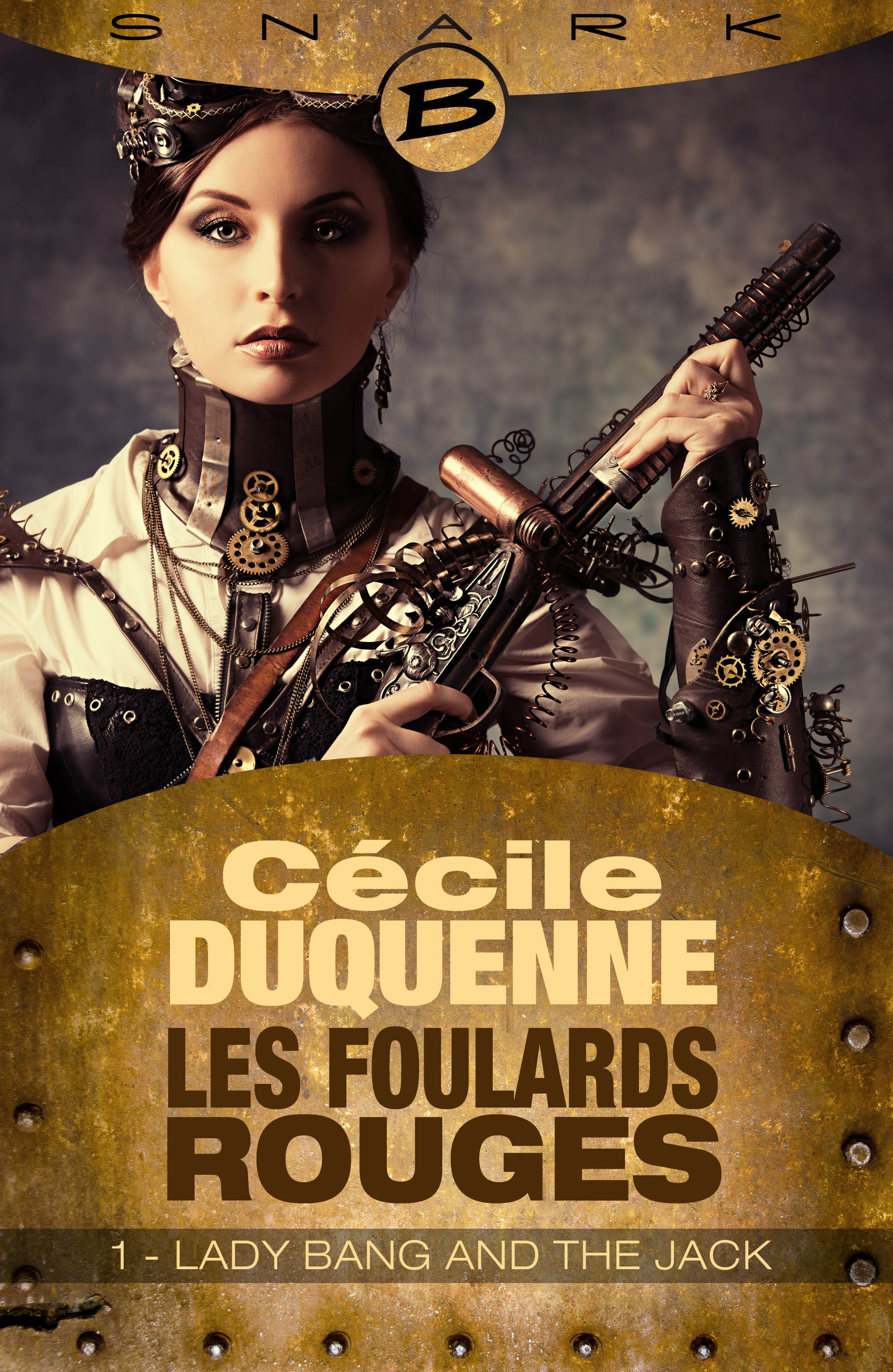Les foulards rouges t.1 ; Lady Bang and The Jack