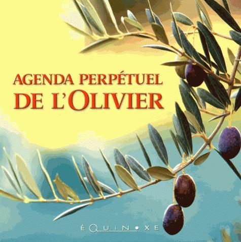 agenda perpétuel de l'olivier