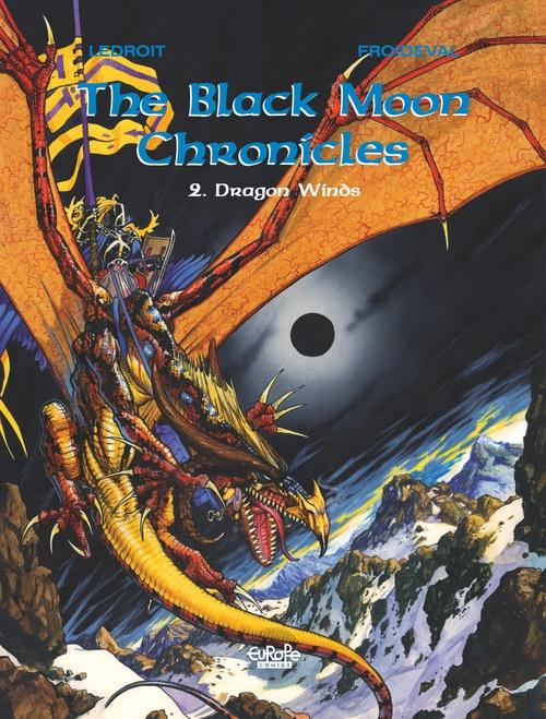 Black Moon Chronicles - Volume 2 - Dragon Winds