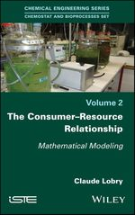 Vente Livre Numérique : The Consumer-Resource Relationship  - Claude Lobry