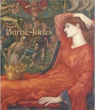 Edward burne-jones (paperback)