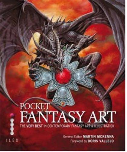 Pocket fantasy art /anglais