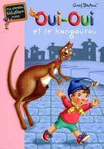 Couverture de Oui-oui et le kangourou