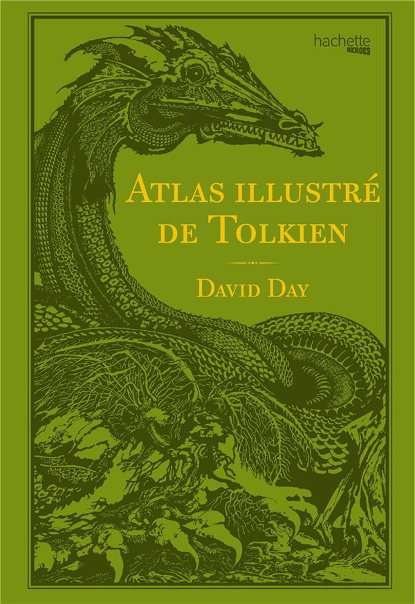 ATLAS ILLUSTRE DE TOLKIEN DAY, DAVID