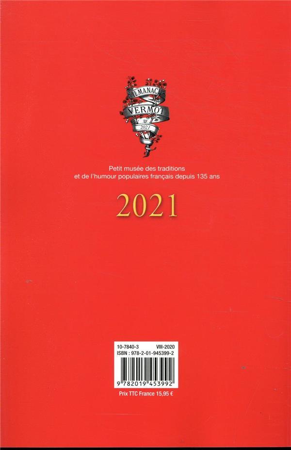Almanach Vermot (édition 2021)