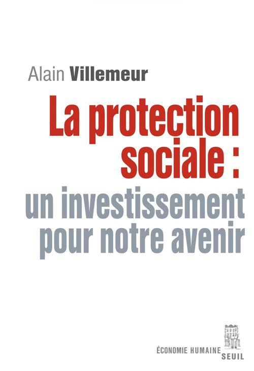 La protection sociale ; un investissement pour notre avenir