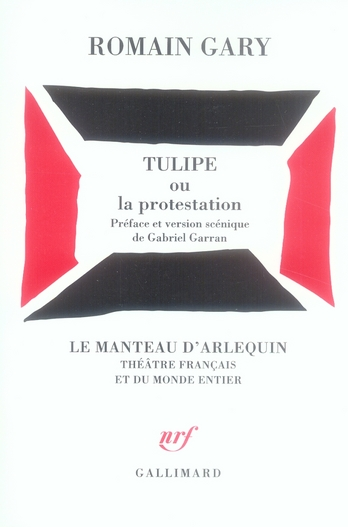 Tulipe ou la protestation