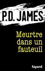 Vente Livre Numérique : Meurtre dans un fauteuil  - Phyllis Dorothy James - P.D. James