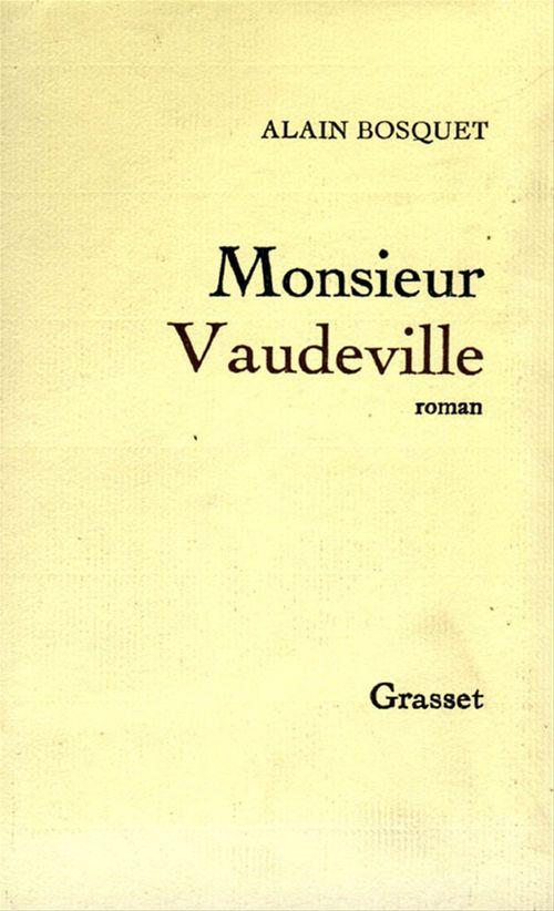 Monsieur Vaudeville
