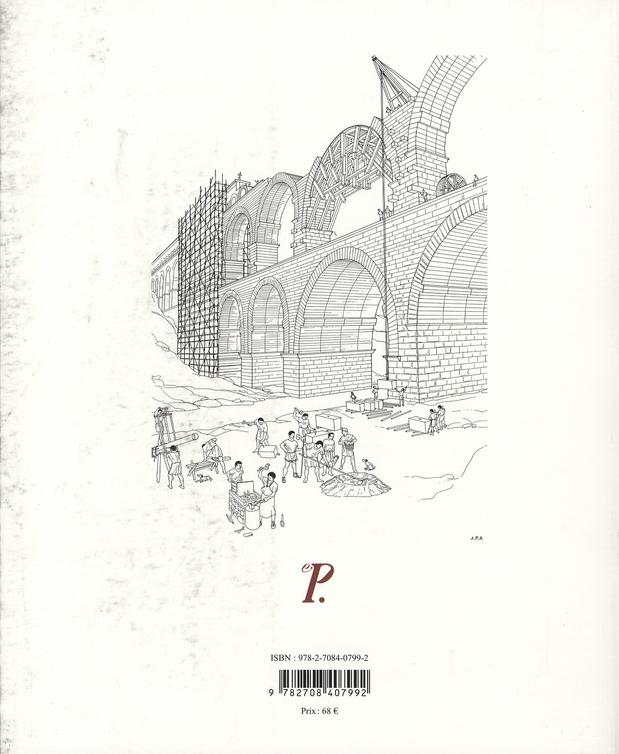 La construction romaine, matériaux et techniques (5e édition)