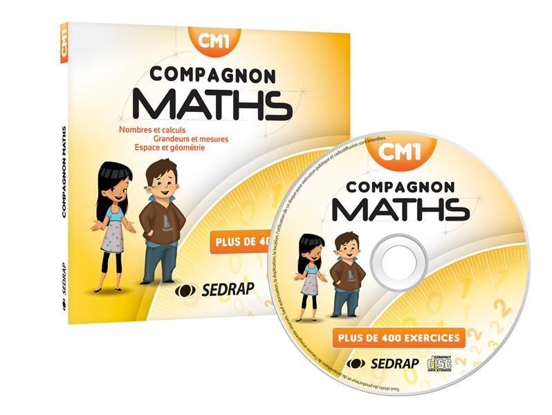 COMPAGNON MATHS ; CM1 ; CD ressources