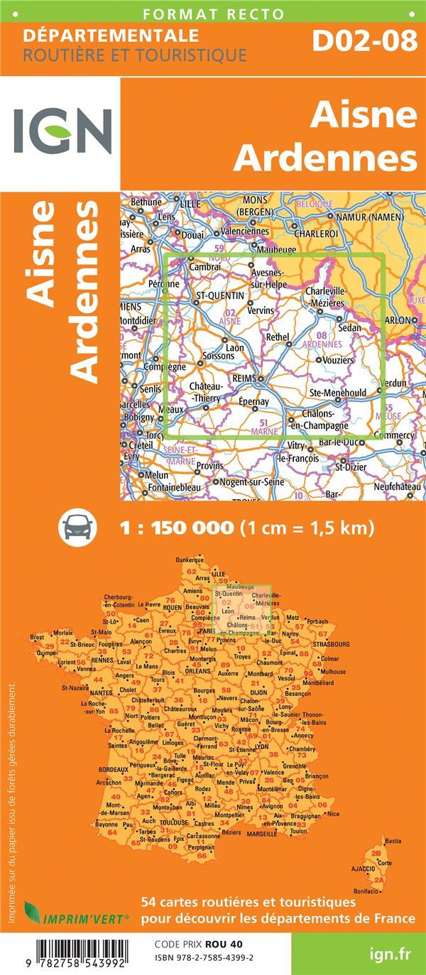 D721301 ; Aisne, Ardennes