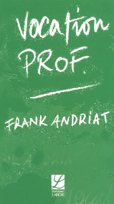 Vocation prof