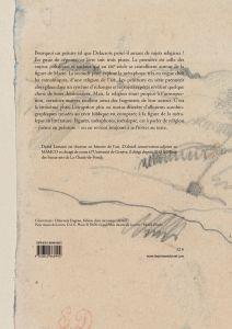 les hauteurs difficiles ; peintures religieuse d'Eugène Delacroix