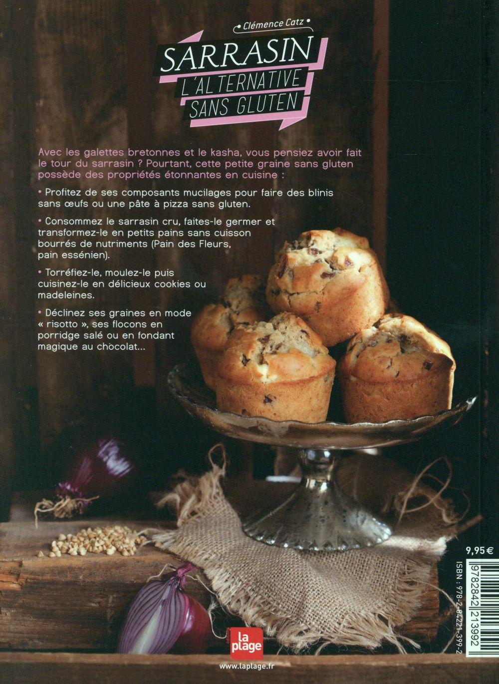 Sarrasin ; l'alternative sans gluten
