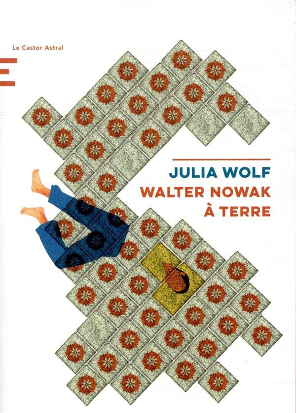 Walter Nowak à terre