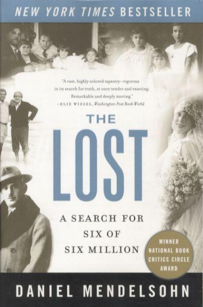 The Lost ; A Search for Six of Six Million