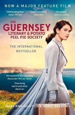 THE GUERNSEY LITERARY AND POTATO PEEL PIE SOCIETY - FILM TIE IN