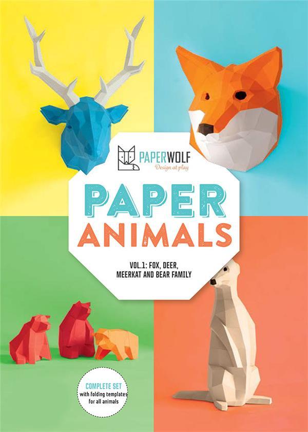 Paper animals t.1