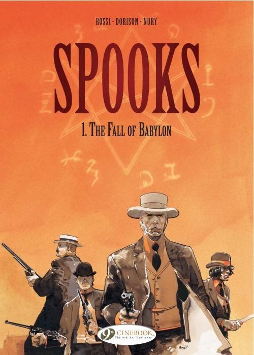 Spooks t.1 ; the fall of Babylon