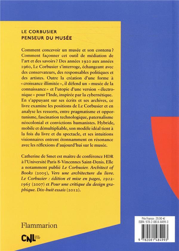 Le Corbusier penseur du musée