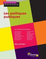 Vente Livre Numérique : Les politiques publiques  - Suzanne Maury - La Documentation française