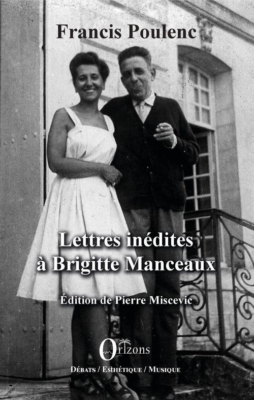 lettres inédites à Brigitte Manceaux