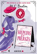 Vente Livre Numérique : Les Enquêtes de Lady Rose - tome 2 - Soupçons et préjugés  - M.C. Beaton