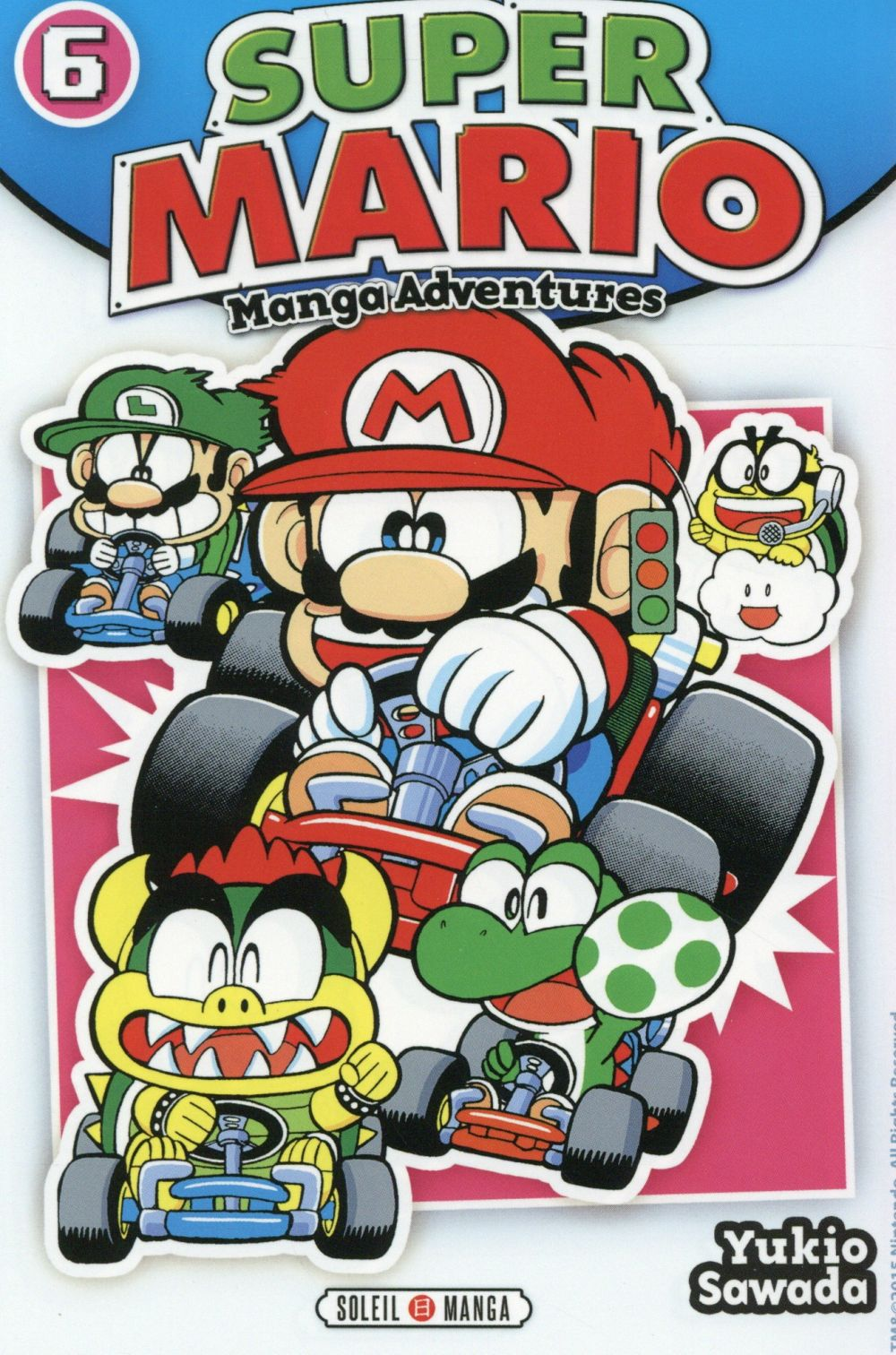 Super mario ; manga adventures t.6