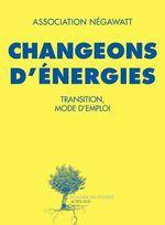 Vente Livre Numérique : Changeons d'énergies