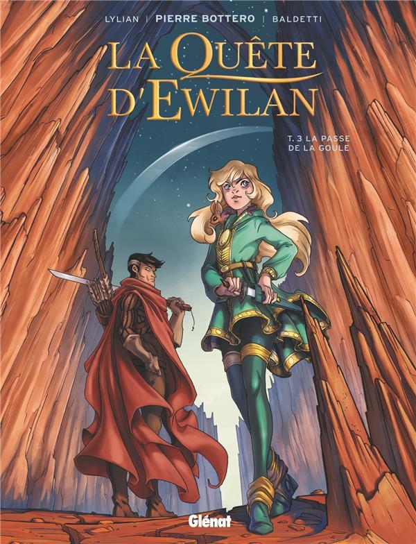 La quête d'Ewilan T.3 ; la passe de la goule