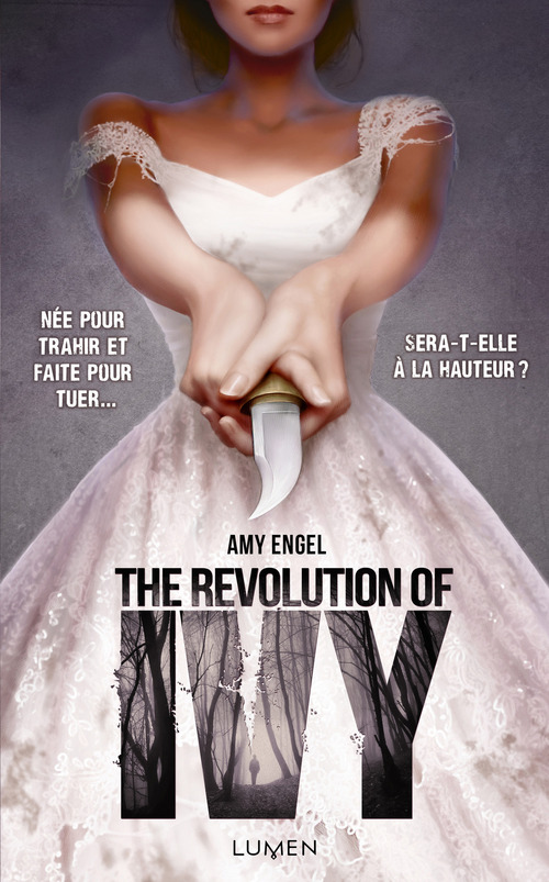 The book of Ivy T.2 ; the revolution of Ivy