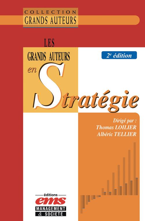 Les grands auteurs en stratégie (2e édition)
