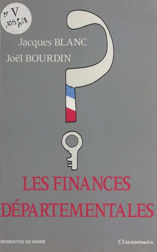 Finances departementales