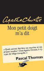 Vente Livre Numérique : Mon petit doigt m'a dit (Nouvelle traduction révisée)  - Agatha Christie
