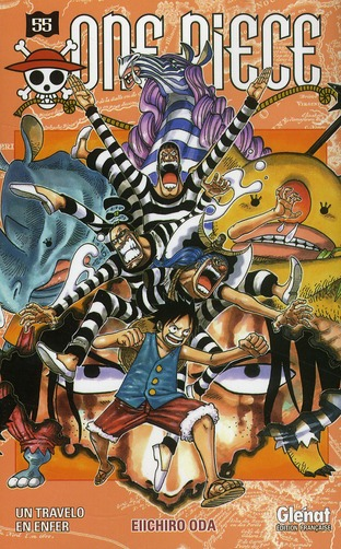 One Piece T.55 ; Un Travelo En Enfer