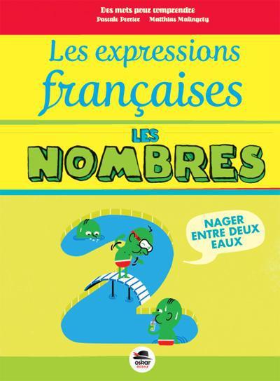 Les expressions françaises ; nombres