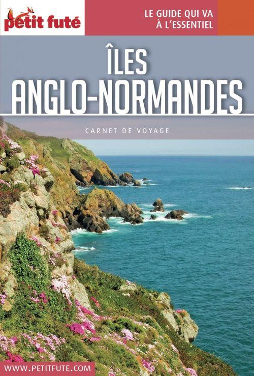 ÎLES ANGLO-NORMANDES 2016 Carnet Petit Futé