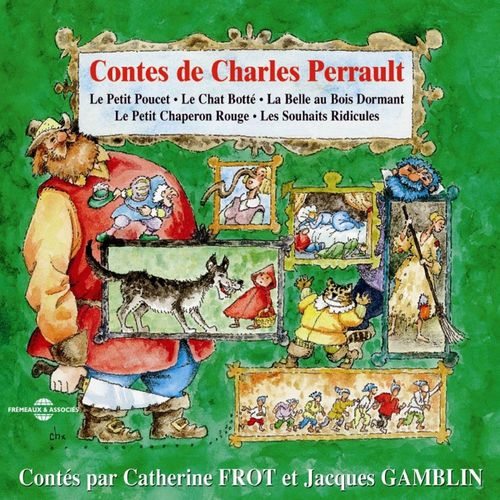Contes de Charles Perrault (Volume 1)