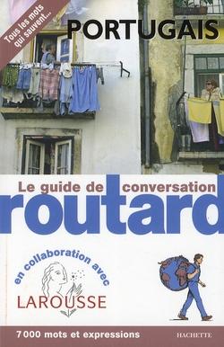 Le guide de conversation Routard ; portugais