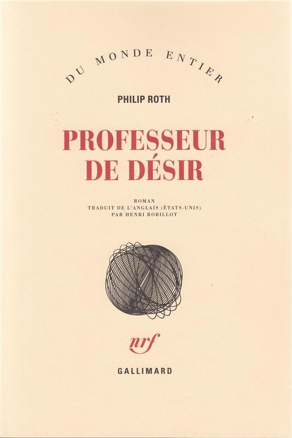 Professeur De Desir