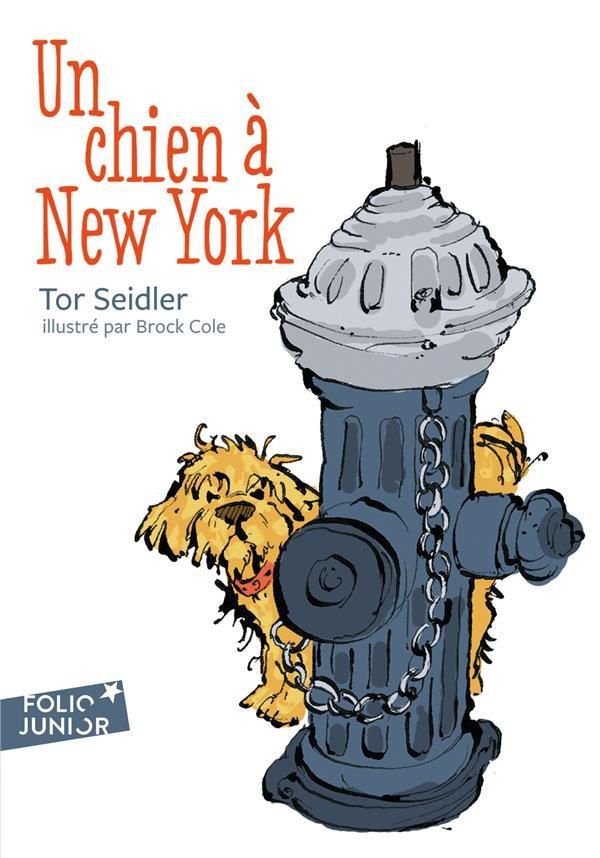 UN CHIEN A NEW YORK SEIDLER, TOR