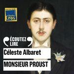 Vente AudioBook : Monsieur Proust  - Céleste ALBARET