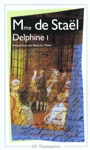 Delphine t.1