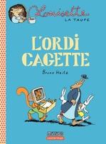 Vente Livre Numérique : Louisette la taupe (Tome 11) - L'ordi cagette  - Bruno Heitz