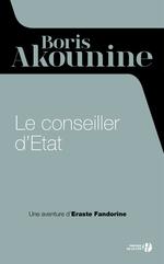 Vente Livre Numérique : Le conseiller d'état  - Boris Akounine