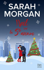 Vente Livre Numérique : Noël sur la 5e avenue  - Sarah Morgan