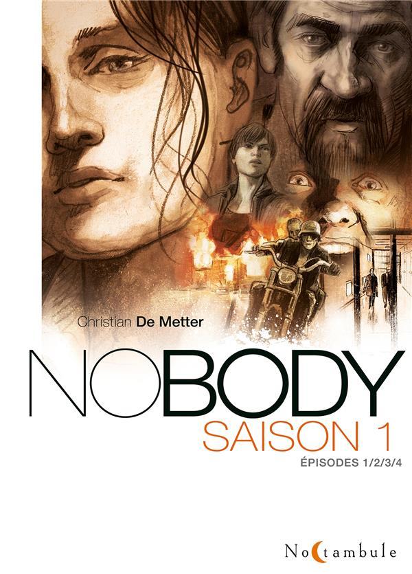No body - saison 1 ; INTEGRALE T.1 A T.4