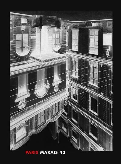 Paris Marais 1943